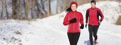 Зимнее спортивное ориентирование с заданиями