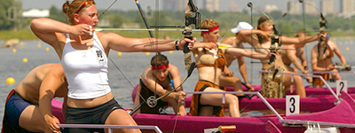 Командное спортивное соревнование – Водное двоеборье