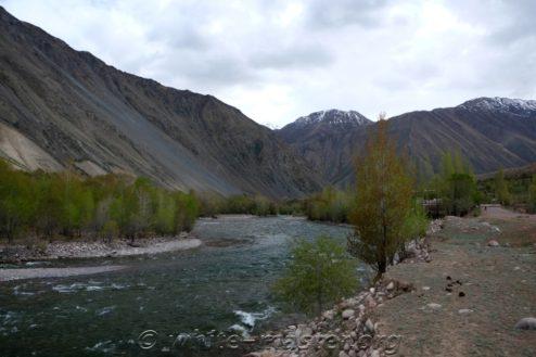 Сплавы по Киргизии