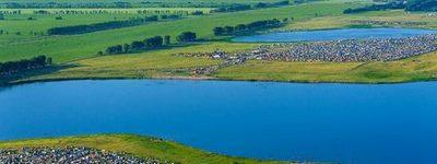 Озера и Монг.Алтай