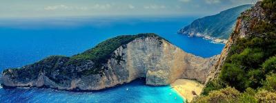 Морской каякинг в Греции