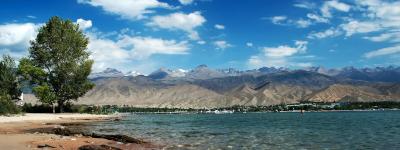 Водные походы и сплавы в Киргизии